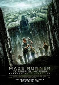 0-Maze Runner - Correr ou Morrer-poster
